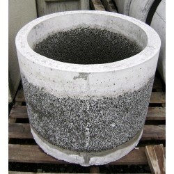 Concrete Well Liners - Solid And Porous