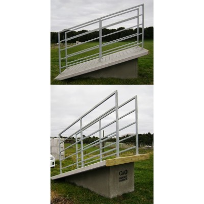 Stock Loading Ramp