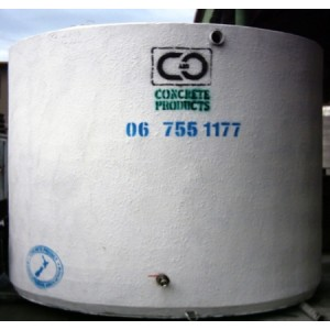 Concrete Water Tank Repair Or Refurbishment