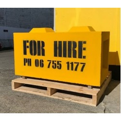 C&O Concrete HIRE / Counter Weight Blocks