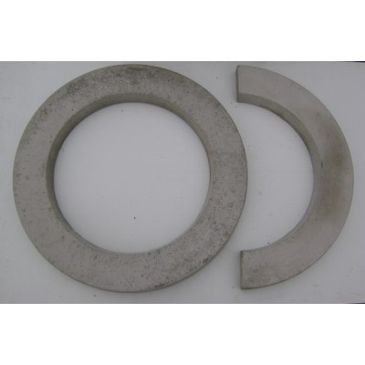 Concrete Shrub Surrounds - Cut pairs available