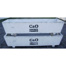 Oblong Water / Molasses / Feed Troughs 1100 litres - * ON SALE NOW *
